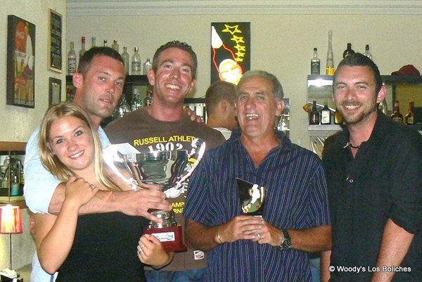 pool league winners 2012 2013