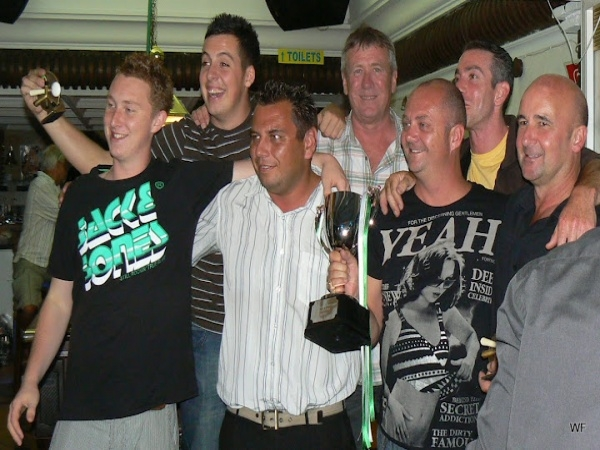 pool league winners 2010 2011